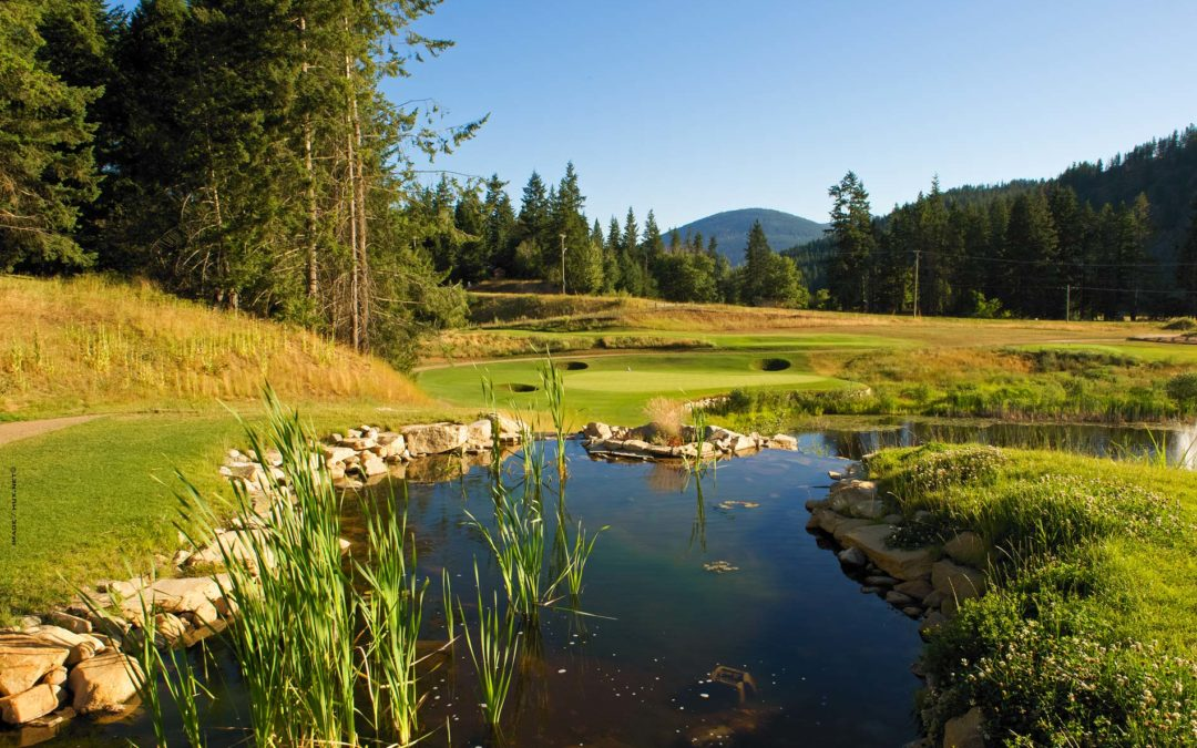 Shuswap National Golf Course